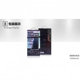 Proda Sunten Power Bank USB Type C 2 Port 10000mAh - PD-P02 - Black - 7