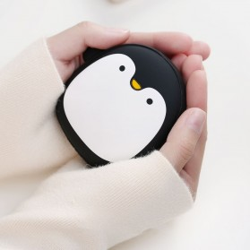 Remax Pinguin Power Bank 3600mAh Hand Warmer - RL-WM15 - Black
