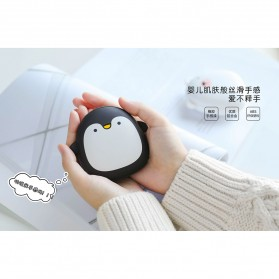 Remax Pinguin Power Bank 3600mAh Hand Warmer - RL-WM15 - Black - 2