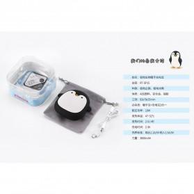 Remax Pinguin Power Bank 3600mAh Hand Warmer - RL-WM15 - Black - 5