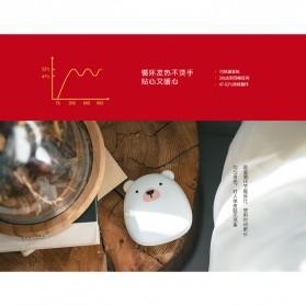 Remax Pinguin Power Bank 3600mAh Hand Warmer - RL-WM15 - Black - 9