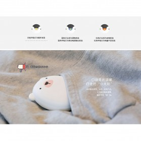 Remax Pinguin Power Bank 3600mAh Hand Warmer - RL-WM15 - Black - 10