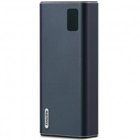 Remax Mini Pro Power Bank Dual USB 10000mAh - RPP-155 - Black