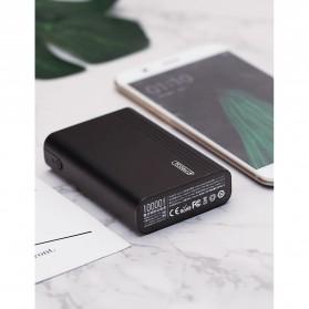 Remax Cather Power Bank USB Type C 2 Port 10000mAh - PD-P23 - Black - 10