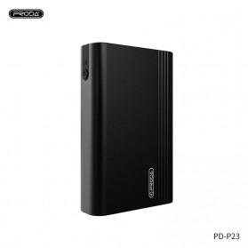 Remax Cather Power Bank USB Type C 2 Port 10000mAh - PD-P23 - Black - 2