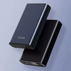 Remax Kinkon Series Power Bank 10000mAh - RPP-135 - Black