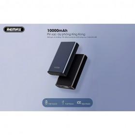 Remax Kinkon Series Power Bank 10000mAh - RPP-135 - Black - 2