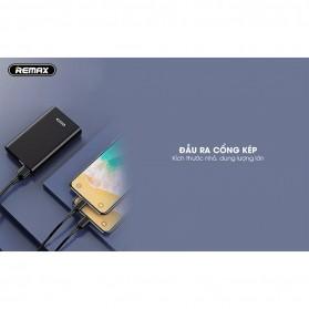 Remax Kinkon Series Power Bank 10000mAh - RPP-135 - Black - 4