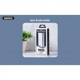 Remax Kinkon Series Power Bank 10000mAh - RPP-135 - Black - 7