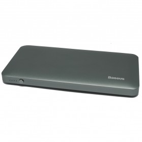 Baseus Galaxy Series Power Bank Dual Output 10000mAh - Gray - 2