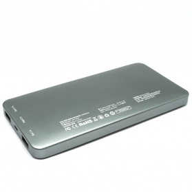 Baseus Galaxy Series Power Bank Dual Output 10000mAh - Gray - 3