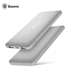 Baseus Galaxy Series Power Bank Dual Output 10000mAh - Gray - 4