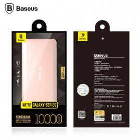 Baseus Galaxy Series Power Bank Dual Output 10000mAh - Gray - 7