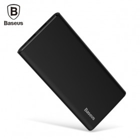 Baseus Gaven Series Power Bank Dual Output 10000mAh - M10 - Black
