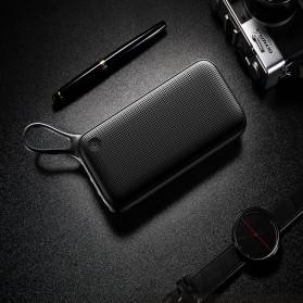 Baseus Power Bank 2 Port QC 3.0 USB Type C PD 20000mAh - PPKC-A01 - Black - 9