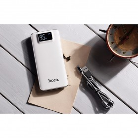 HOCO UPB05 Power Bank 2 Port 10000mAh - Black - 5