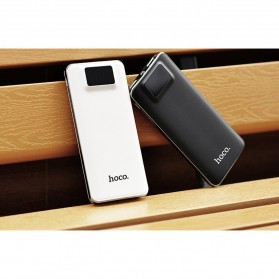 HOCO UPB05 Power Bank 2 Port 10000mAh - Black - 6