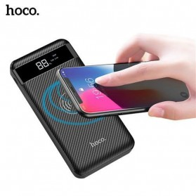 HOCO Power Bank Wireless Charging 10000mAh - J11 - Black