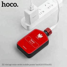 HOCO Vintage Wine Bottle Power Bank 10000mAh - J21 - Black - 5