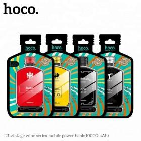 HOCO Vintage Wine Bottle Power Bank 10000mAh - J21 - Black - 8
