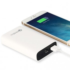 Chuwi Power Bank Quick Charge 3.0 10050mAh - White - 7