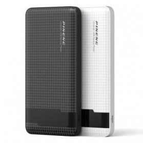 Pineng Power Bank 3 Port 20000mAh - PN-962 - Black