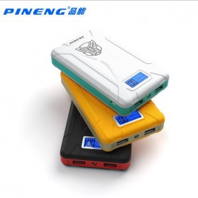 Pineng Transformer Power Bank 2 Port 10000mAh - PN-933 - Black - 5