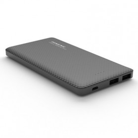 Pineng Power Bank 2 Port 10000mAh - PN-958 - Black