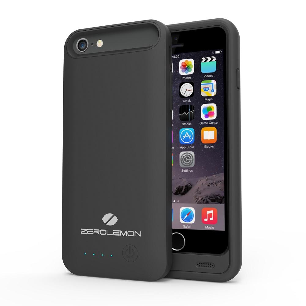 Zerolemon Slim Juicer Iphone 6 Plus Battery Charging Case