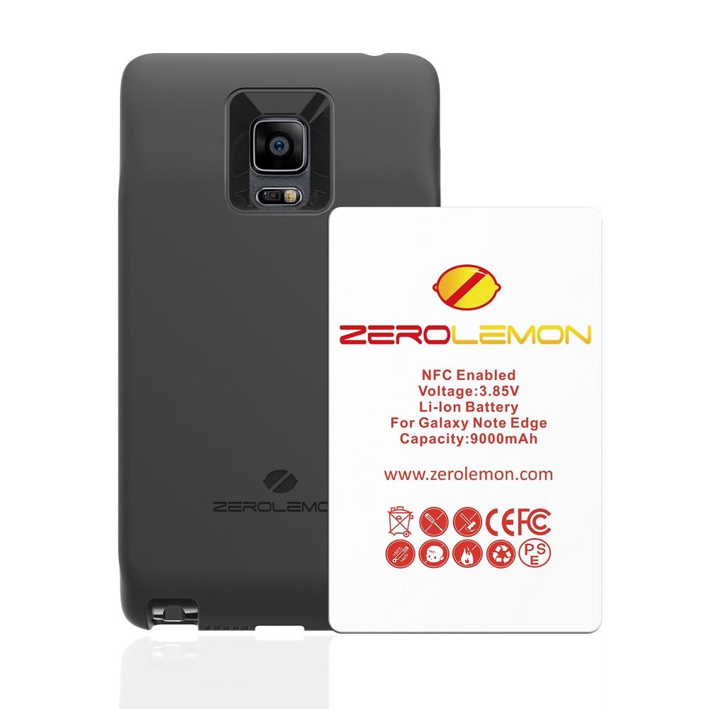 ZeroLemon TPU Case Samsung Galaxy Note Edge Battery