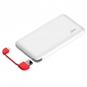 Hame T6 Power Bank 10000mAh - Red - 3