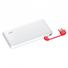 Hame T6 Power Bank 10000mAh - Red - 7