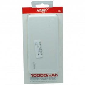 Hame T6 Power Bank 10000mAh - Red - 9
