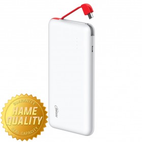 Hame T5 Power Bank 5000mAh - White