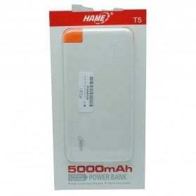 Hame T5 Power Bank 5000mAh - Red - 6