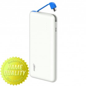 Hame T5 Power Bank 5000mAh - Blue - 1