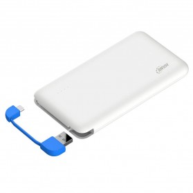 Hame T5 Power Bank 5000mAh - Blue - 3