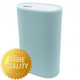 Paket Hame H13 Power Bank 10000mAh - HAME-H13 - Silver + Silicon Cover for Hame H16 & Hame H13 - Tosca