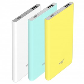 Hame X1 Power Bank 1 Port USB 4000mAh - White