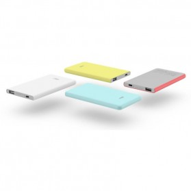 Hame X1 Power Bank 1 Port USB 4000mAh - White - 3