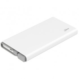 Hame QC1 Power Bank 2 Port 10000mAh Qualcomm Quick Charge 2.0 - White
