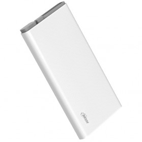 Hame QC1 Power Bank 2 Port 10000mAh Qualcomm Quick Charge 2.0 - White - 2