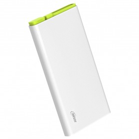Hame X2 Power Bank 2 Port USB 10000mAh - White