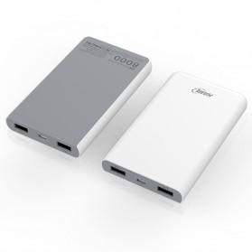 Hame X1P Power Bank 2 Port USB 8000mAh - White - 7