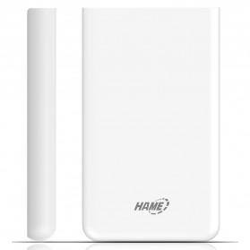 Hame X1P Power Bank 2 Port USB 8000mAh - White - 8
