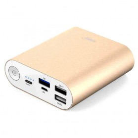 Hame H14D Power Bank QC 3.0 15000mAh - Golden