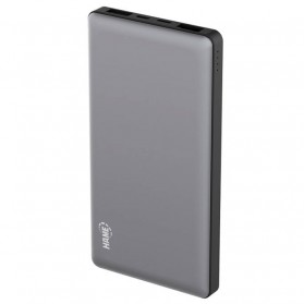 Hame P49L Lightning Power Bank 2 Port 5000mAh - Gray