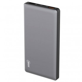 Hame P49C USB Type C Power Bank 2 Port 5000mAh - Gray