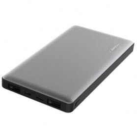 Hame P50L Lightning Power Bank 2 Port 10000mAh - Space Gray