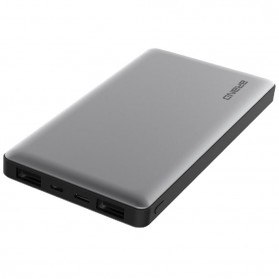 Hame P50L Lightning Power Bank 2 Port 10000mAh - Black